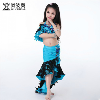de8928f59 Wuchieal Sexy Girl Bra And Skirt Set Wholesale Performance Belly ...