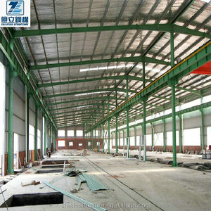 Brand new prefabricated workshop with great price