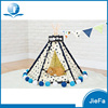 Fashion Design Washable Pet Tent Dog Cat Tent Teepee