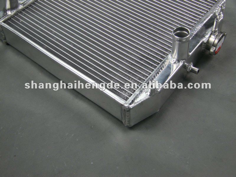 new auto radiator For HONDA accord 92-96 prelude F22B