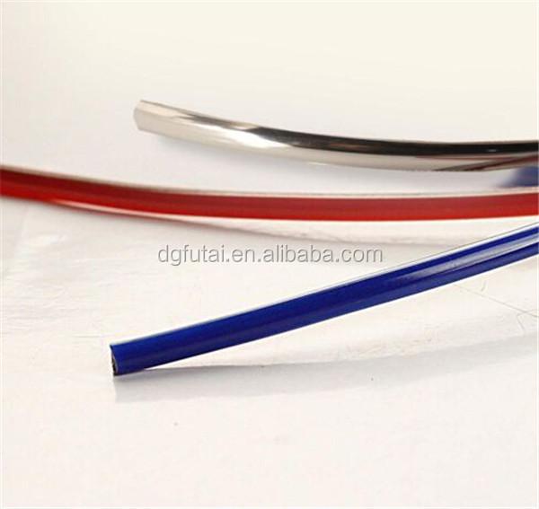 13mm Car Decoration Chrome Moulding Trim Strip Buy Pvc