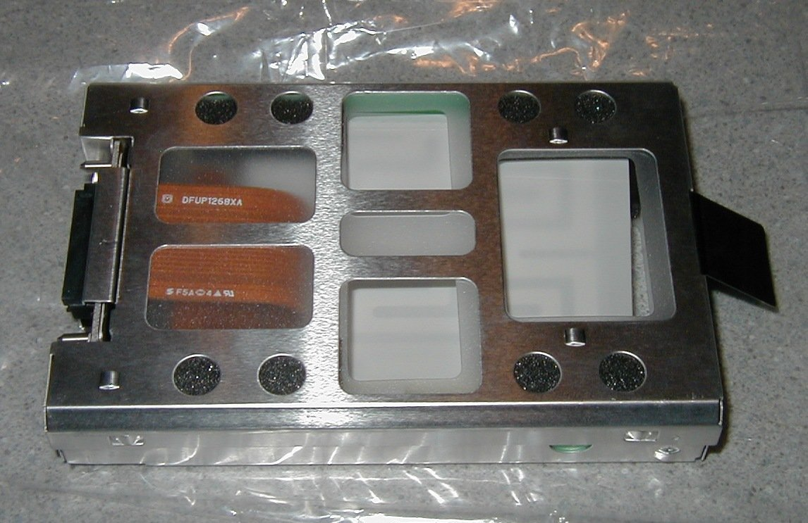 Panasonic Toughbook CF-18 Hard Drive Caddy Complete Brand New For All CF-18's