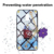2019 fresh Products Mobile Cell Smart Phone Accessories 2 in 1 case TPU PC Phone Case for tecno infinix itel mobile back Cover