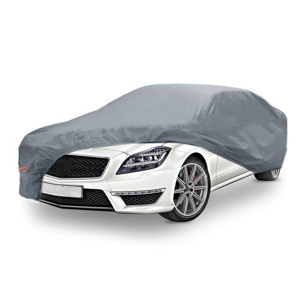 Top kwaliteit polyester waterdichte auto bescherm covers touring auto cover
