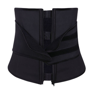Custom Logo Slimming Waist Trainer Corset Lose Weight Abdomen Body Shaper