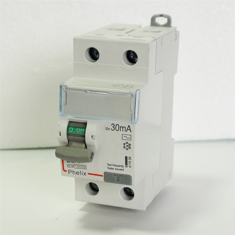 Dxle-63 20 Amp Miniature Circuit Breaker Mcb Rccb Rcbo Slide Disjunctor -  Buy Mcb 32a,Slide Disjunctor,Lg Mcb Product on Alibaba com