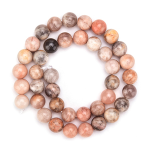Sunstone, natural stone beads, white charm wholesale price loose gemstone