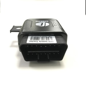 OBD II GPS Realtime Tracker Car Mini Spy Tracking Device System with GSM  GPRS