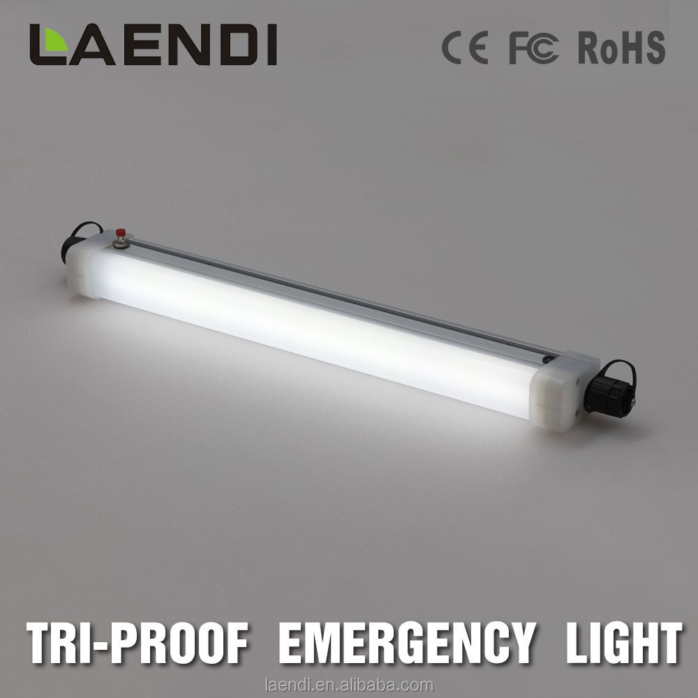 24 w Groothandel China 1.5 m LED Emergency Battery Powered Operated LED Buis Verlichting
