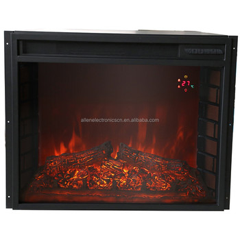 2016 decor flame insert electric fireplace with etl for Decor flame electric fireplace