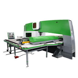 "INT'L ""OHA"" Brand 30t/30ton Cnc Turret Punching Machine/automatic Hole Punching Machine/cnc Punch Press Price For"