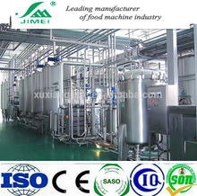 Small dairy production plant/soybean milk processing machine/industry soy milk production line machinery