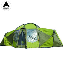 Travel sleep large family size tent for tourism