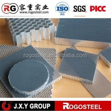 Honeycomb Core Foil Thickness 0.06mm metal press for sandwich panel