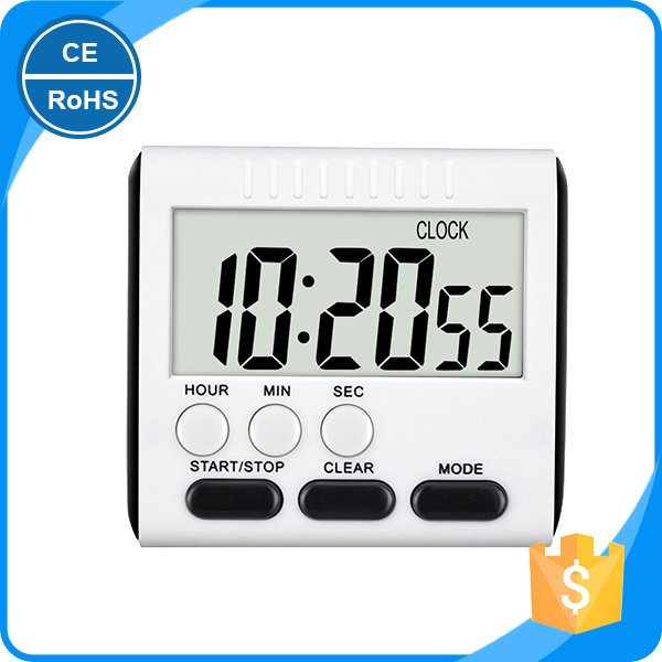 Cheap 24 hours bbq grill cooking countdown kitchen shower timer