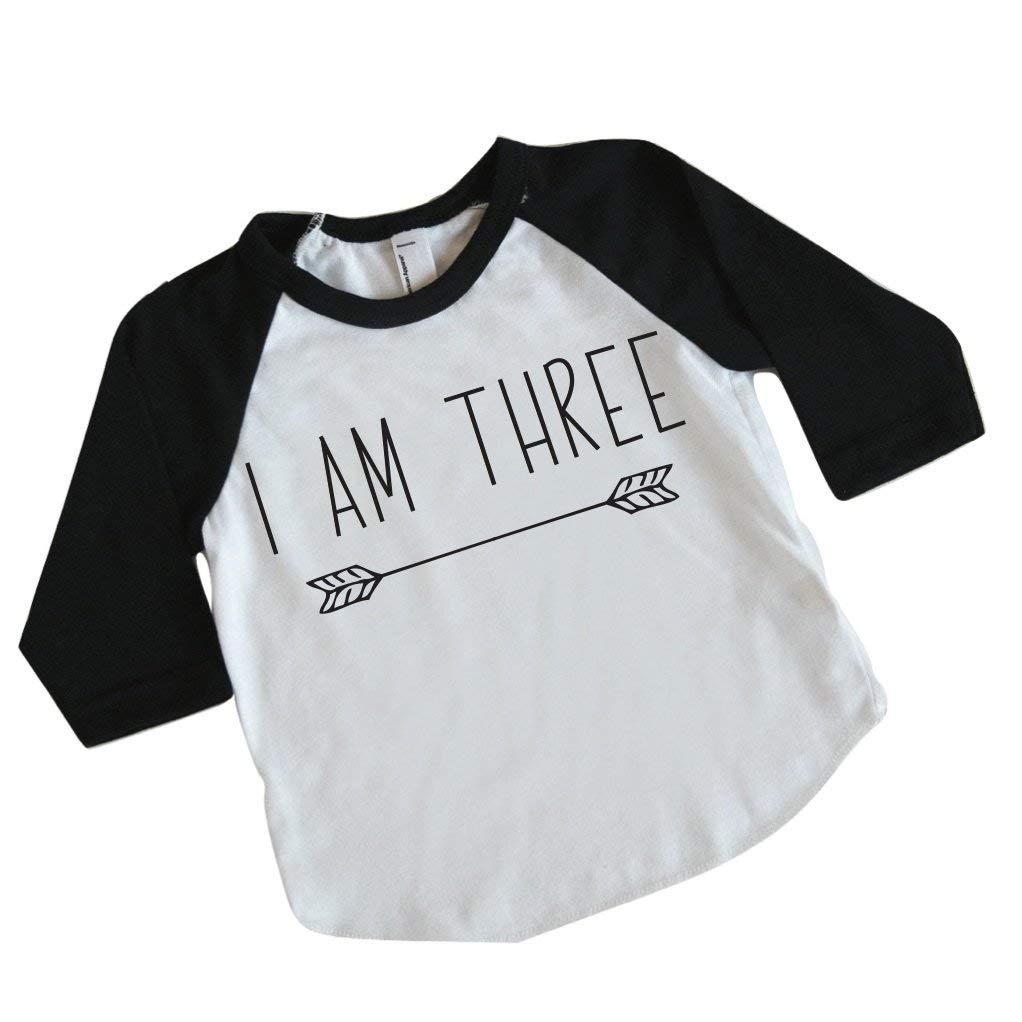Get Quotations Boy Third Birthday Outfit Shirt Three Year Old 4T