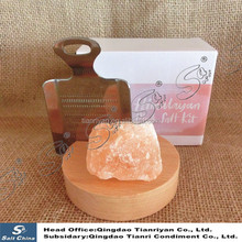 Himalayan pink salt kit