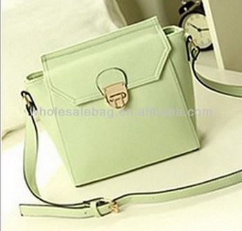 ae48daa91bda Elegant Girl s Sling Bag Women s Korean Messenger Bag Ladies Designer Cross Shoulder  Small Bag