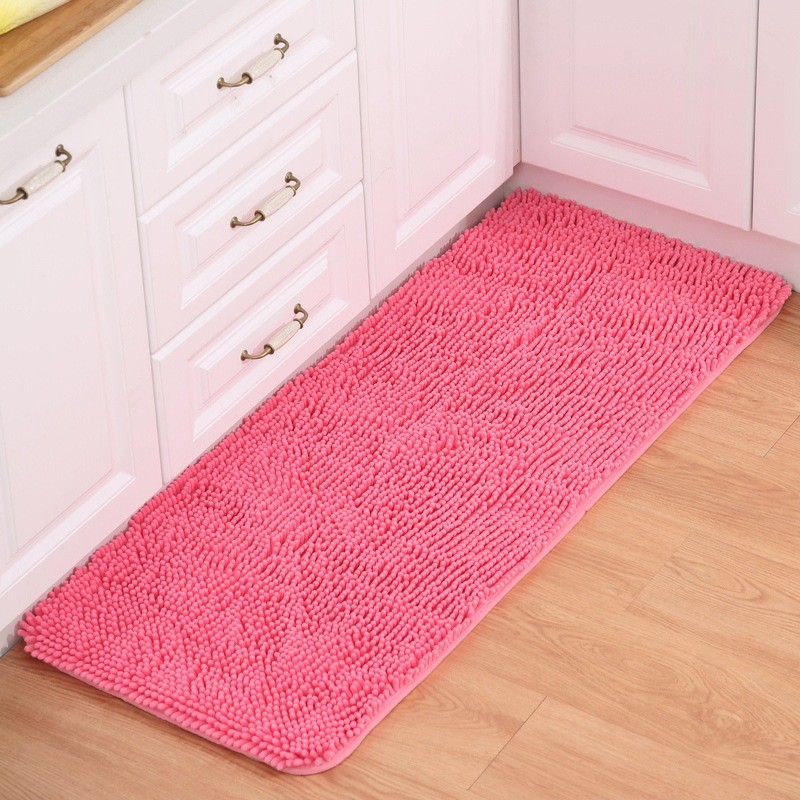 Chenille Carpet High Quality Bathroom Carpet Kitchen Room ...