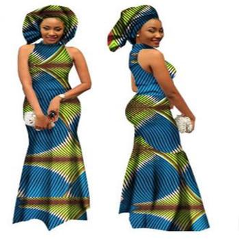Etnis Slim Fit Flora Cetak Afrika Mode Pakaian Pinggang Tinggi Katun Lilin Ball Gown Wanita Panjang Mermaid Fish Tail Gaun Dashiki Buy Dashiki Afrika Gaun Gaun Dashiki Afrika Cetak Evening Gown Product On