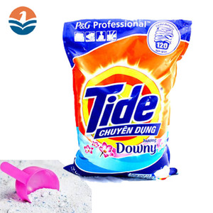 Laundry Detergent Packaging Bags