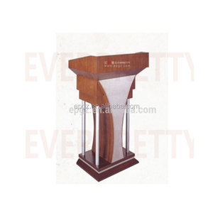 Modern Metal Wooden Church Lectern, School Church Lectern Price