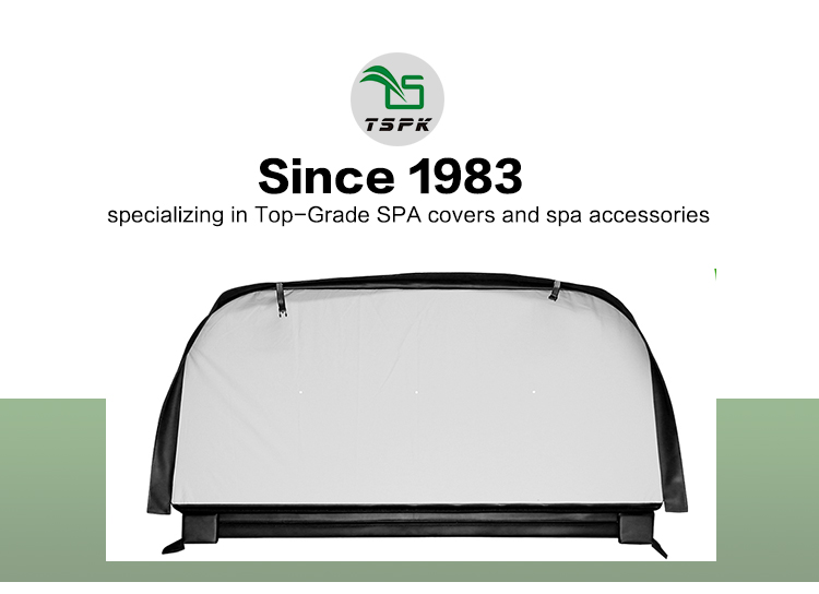 Sgs Bandnew Anti-mildew Cold Frame 12mm Spa Cover Round Spa Covers ...