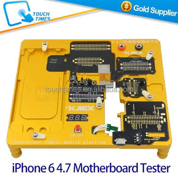 2016 HDD Nand Flash Tester and Motherboard Tool for iPhone 6 Cellphone Spart parts Repair Machine
