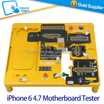 2016 Hdd Nand Flash Tester And Motherboard Tool For Iphone 6 Cellphone  Spart Parts Repair Machine - Buy Hdd Nand Flash Tester,Motherboard