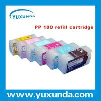 CISS/refillable ink cartridge for Epson PP-100/PP100(Discproducer Disc Publisher,PJIC1-PJIC6,C13S02A9991)