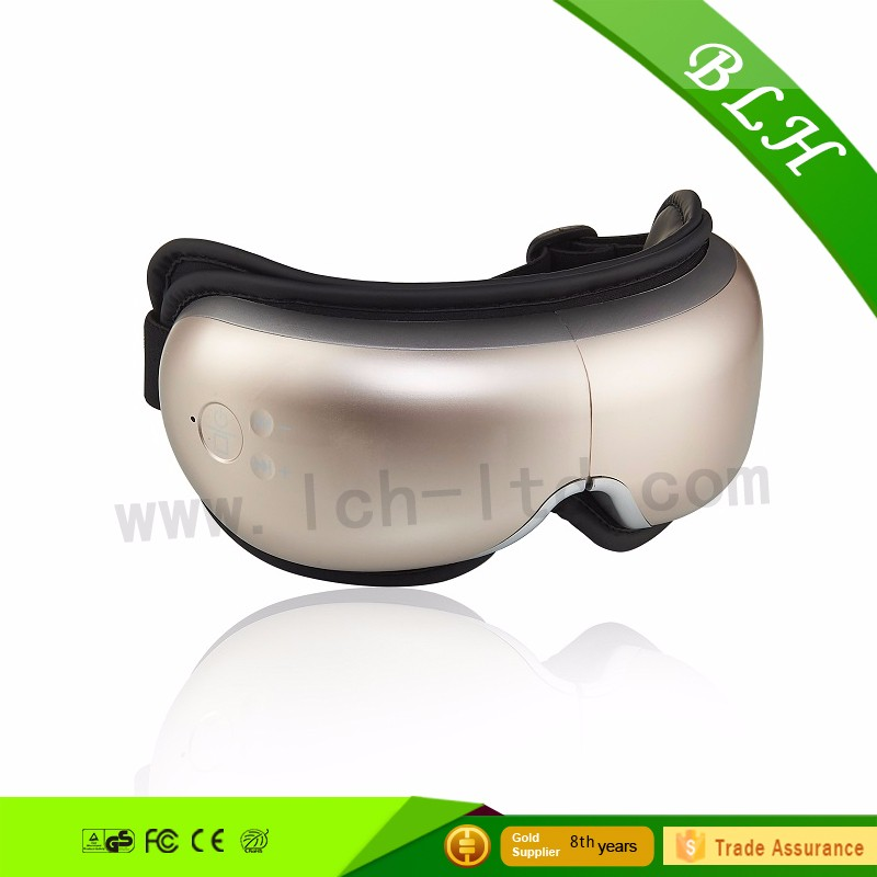 Eye Massager for Eyes Forehead with air pressure shiatsu Alleviate Fatigue Glasses Eye Tired Stress Tension Relief