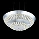 Modern Crystal LED Ceiling Light Pendant Lamp Lighting Chandelier Flush Mount
