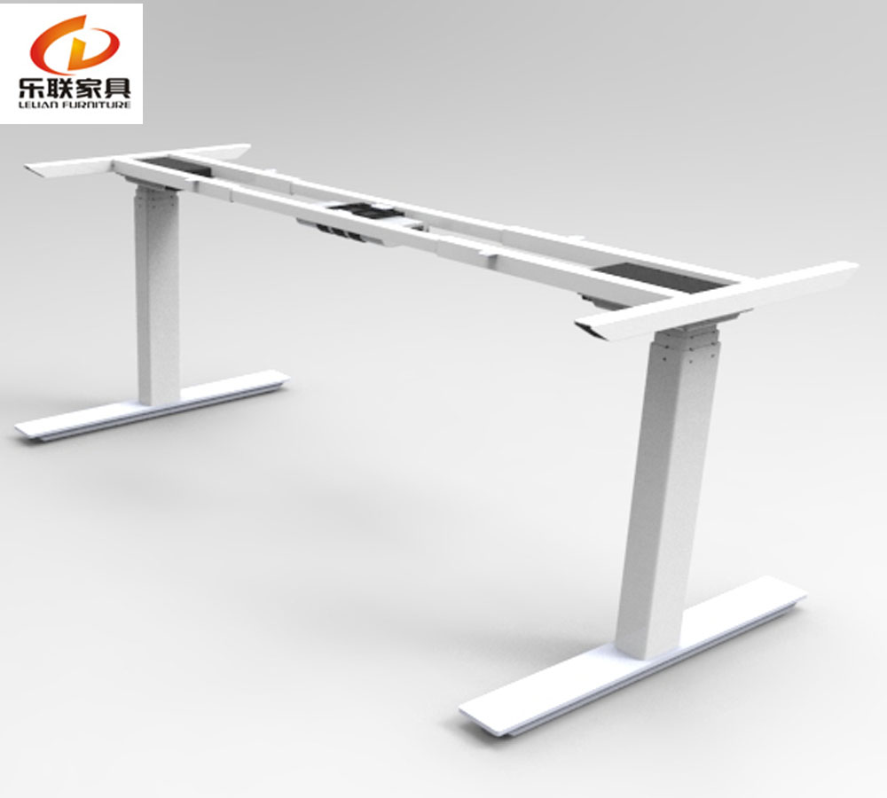 Automatic Height Adjustable office electric computer lifting desk
