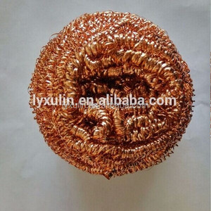 super quality Dish wash Scourer ball for India /Pakistan / Africa /middle East market