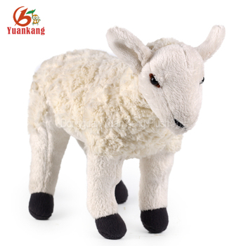 Russ Best Made Cute Goat Toys Wholesale Stuffed Animals Fat Baby