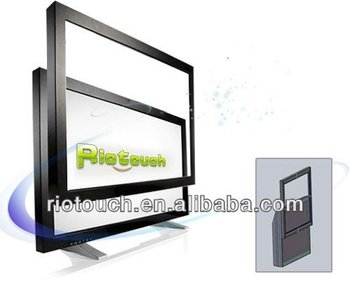 multi touch computer monitor frame with factory price buy ir touch