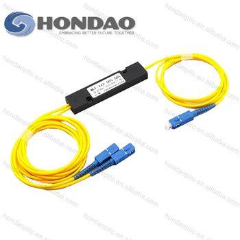Good Quality Prices 1/99 10/90 50/50 Dual Window 1x2 Corning Sm Fiber  Single Mode Optical Fbt Coupler Splitter - Buy Fbt Coupler Splitter,1x2  Corning