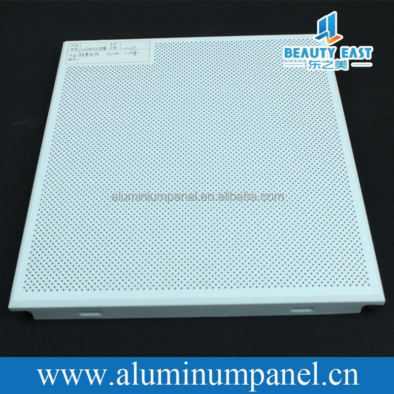 China Made aluminum inlay ceiling panel