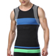 Men Gym Sports Shirt Yoga Tops Sleeveless Vest Gym Runnging Clothes