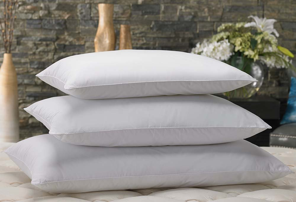 Marriott Hotel Pillow - Down Alternative - Official Marriott Pillow - Standard