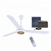 China manufacture 12volt BLDC motor 3 blade ceiling solar fans price in bangladesh