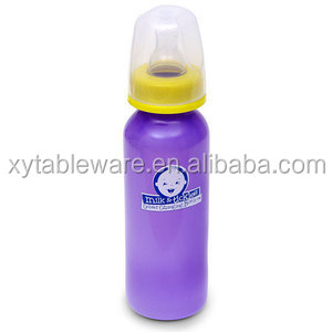 milk and tickles color changing baby bottle