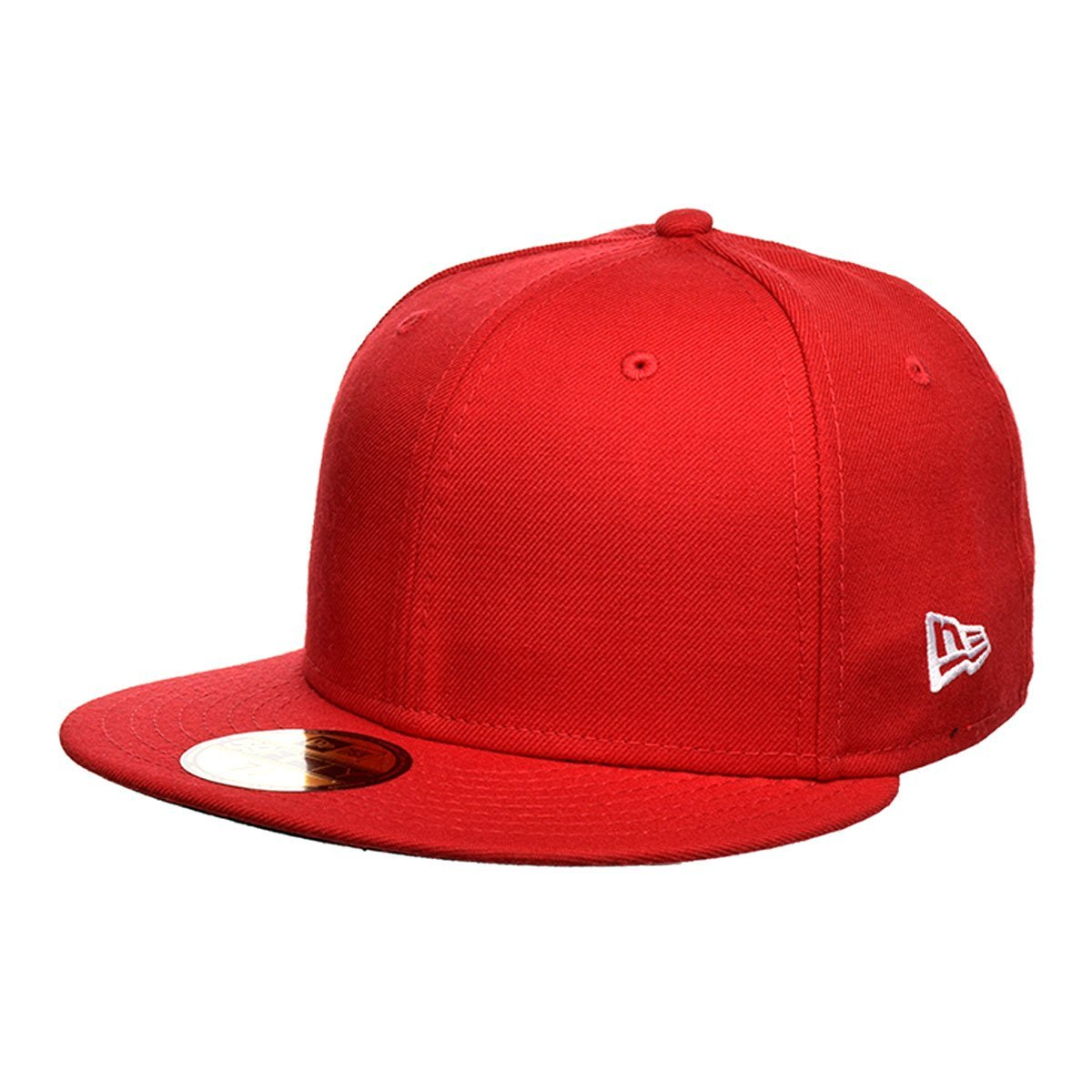 New Era Blank 59Fifty Fitted Hat (Red) 38f3737d2fd4