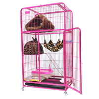 wholesale high quality fast delivery economic cat breeding cage crate