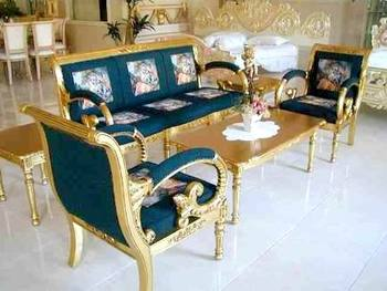 (Indonesia Furniture) Davinci Living Set