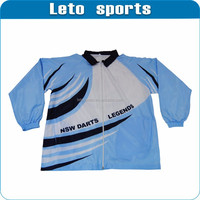 2015 good performance long Sleeve Mens Moto Jersey