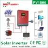 <Must solar >New products solar power inverter 5kva 4000w with MPPT solar charge controller 60A
