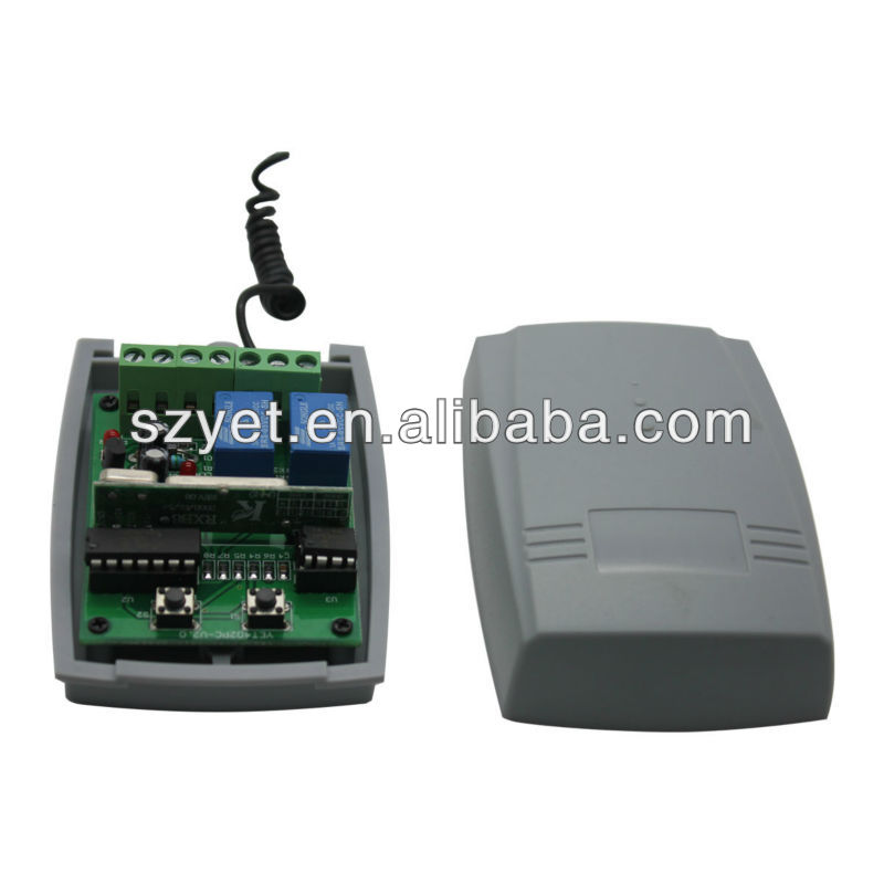 Mobile Phone Remote Control 433m Wireless Transmitting Board Single Chip Microcomputer Networked Relay Easy To Use