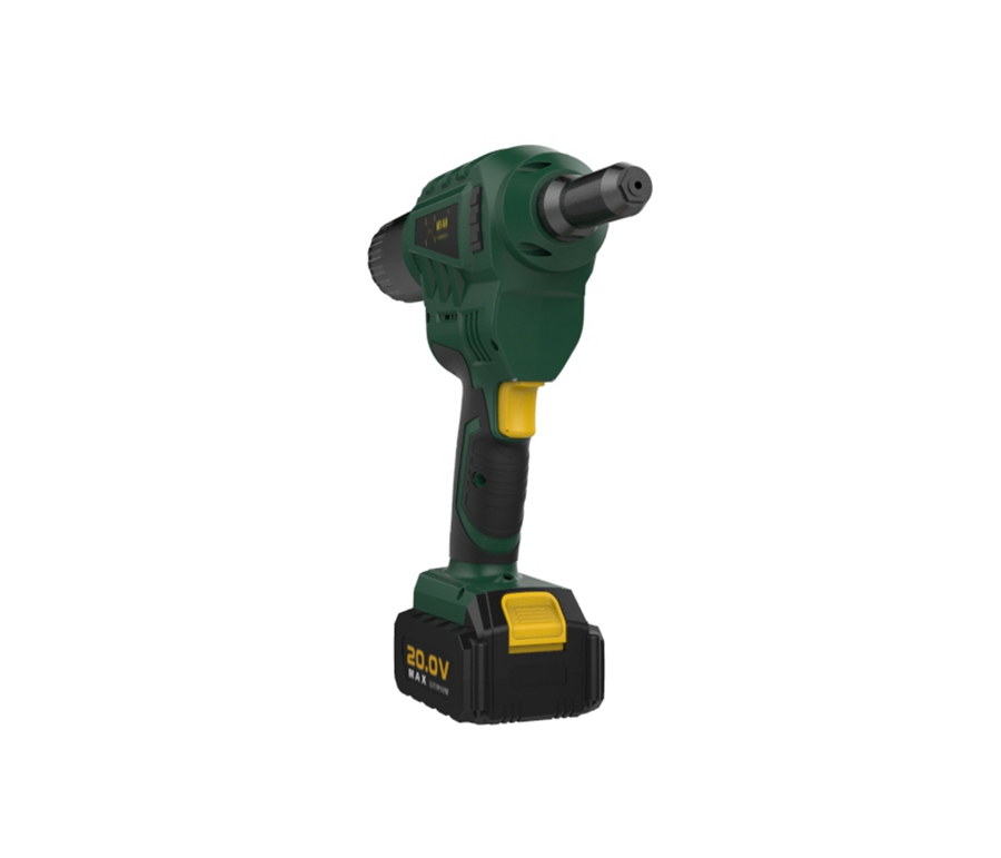 Factory 20V cordless rechargeable brushless electric rivet gun