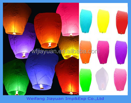 Cheap Prices Chinese Flying Sky Lantern,Making Paper Flying ...